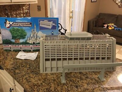 WALT DISNEY WORLD VINTAGE CONTEMPORARY RESORT MONORAIL TOY ACCESSORY Rare