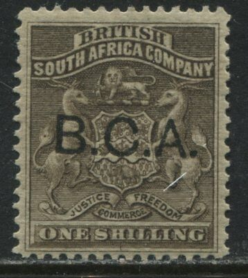 British Central Africa 1891 1/ mint o.g.