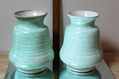 Vintage Pair Of Vases - George Clews & Co - 1906 - 1961