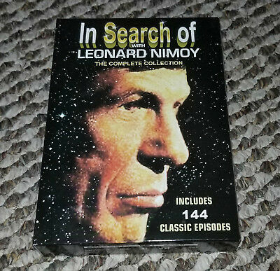 In Search Of with Leonard Nimoy: The Complete Collection (DVD Set)