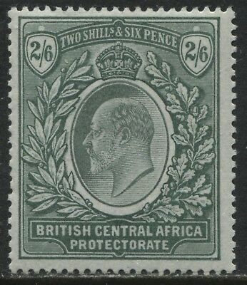 British Central Africa KEVIi 1903 2/6d mint o.g.