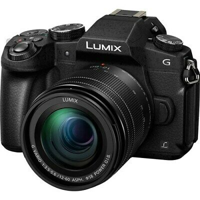 Panasonic Lumix DMC-G85 + 12-60mm Single Lens Kit + Sandisk 32gb Extreme Micro