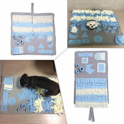 Indoor Puppy Dog Pet Potty Training Pee Pad Mat Tray Grass House Toilet Restroom