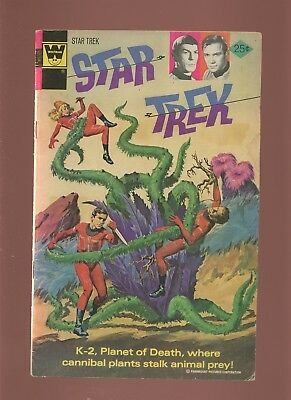 Star Trek 29 FN 5.5 [Whitman] * 1 Book Lot * Captain Kirk & Spock!