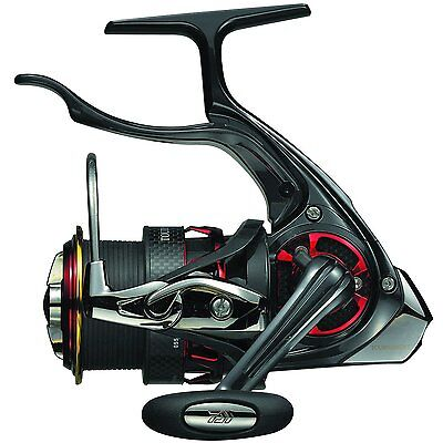 Daiwa 15 Tournament ISO Competition LBD Spinning Reel 4960652999175
