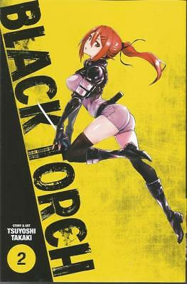BLACK TORCH; VOLUMES 1 and 2