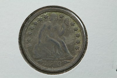1853-O Seated Liberty Dime Fine Circulated Coin