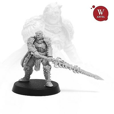 """28mm wargaming and collectible miniature, The Fallen by Artel """"W"""""""