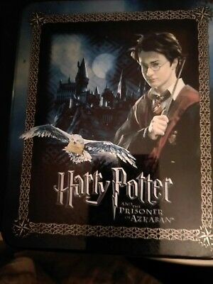 Harry Potter 2004 Artbox The Prisoner Of War Collector Tin And 32 Cards