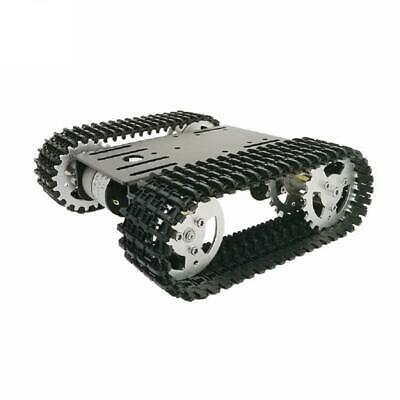 T101 DIY Wifi Smart tank chassis Intelligent Aluminum Robot Car for Arduino