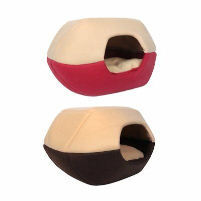 Dual Purpose Foldable Warm Pet Nest Multifuctional Pet House For Dogs Cats EN