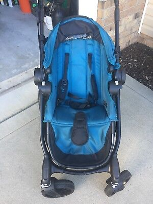Baby Jogger City Select Single Stroller Blue