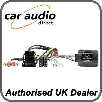 Connects2 CTSAD003.2 CAN-Bus Steering Control Adaptor Audi