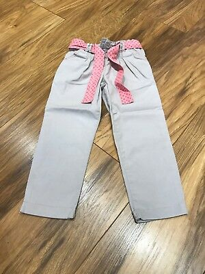 F&F Trousers Girl 3/4yrs