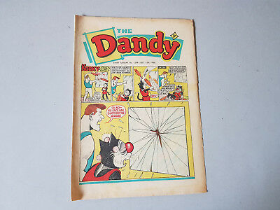DANDY COMIC No. 1299 from 1966