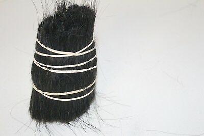 1 Medium Cow tail hair bundle,    1/2 lb....... v1/289............