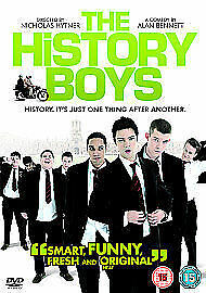 The History Boys (DVD, 2007)-A great comedy by Alan Bennett
