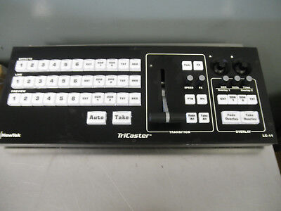 Newtek LiveControl LC-11 Controller for Tricaster Studio LC11