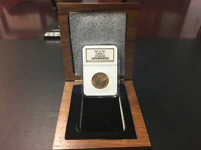 ~* 1891 Cc $10 Liberty Gold Eagle Ngc Ms-60 With Wooden Box ~*
