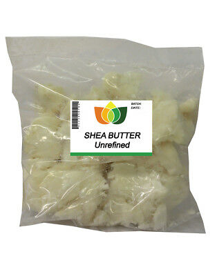 Shea Butter Unrefined Pure 250g, 500g, 1kg, 2kg, 5kg 25kg-Soaps Balms Creams
