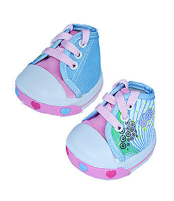"Pink Singing Star Shoes Teddy Bear Clothes Fit 14"" - 18"" Build-a-bear & More"