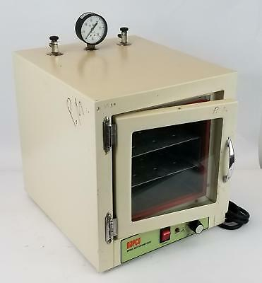 Napco E Series 5831 Laboratory Vacuum Oven with Trays TESTED & WORKING