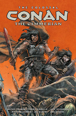 The Colossal Conan the Cimmerian