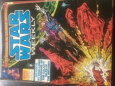 Star Wars Weekly Comic Marvel UK September 1979 Issue 83
