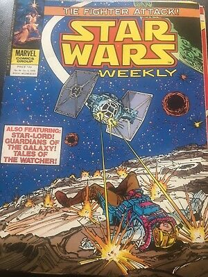 Star Wars Weekly Comic Marvel UK October 1979 Issue 84