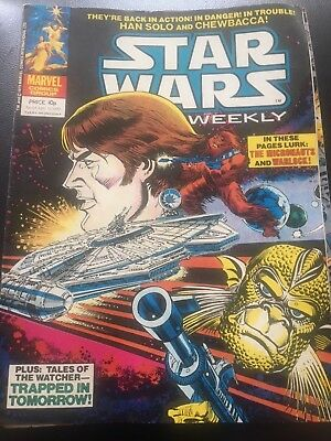 Star Wars Weekly Comic Marvel UK May 1979 Issue 64