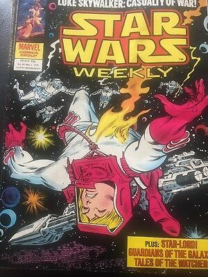 Star Wars Weekly Comic Marvel UK September 1979 Issue 80