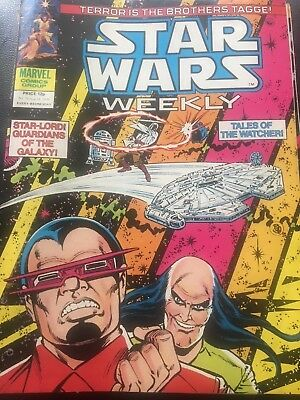 Star Wars Weekly Comic Marvel UK August 1979 Issue 79