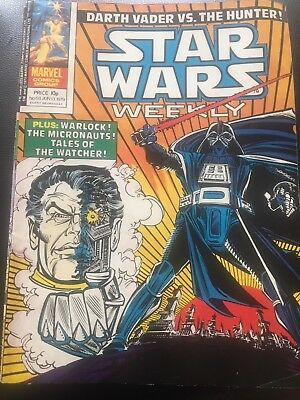 Star Wars Weekly Comic Marvel UK June 1979 Issue 68
