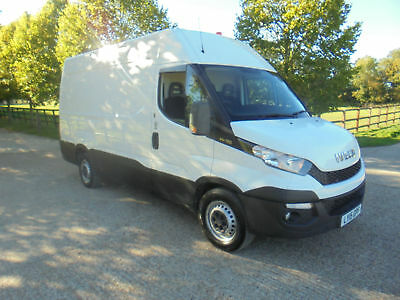 Iveco Daily 35s16a8 3520l H2 Special Edition 156 Bhp Auto Euro 6