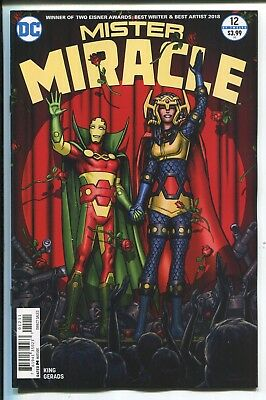 Mister Miracle #12 - Nick Derington Main Cover - Dc Comics/2018