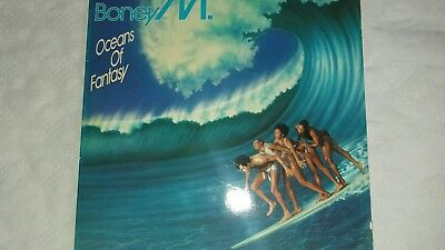 Boney M. Oceans of Fantasy LP