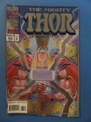Thor 475 King Sized Embossed Cover High Grade!