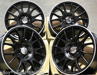 "18"" Bp Ch Alloy Wheels Fit Ford C S Max Focus Galaxy Kuga Mondeo Transit Connect"