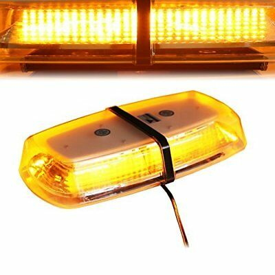 T Tocas New112B 24V Barca Dell'automobile Led Strobo Di Emergenza Luce Ambra
