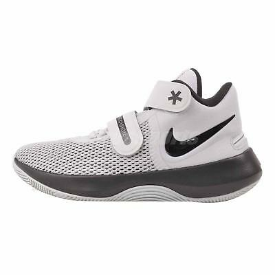 Nike W Air Precision II Flyease Basketball Womens Shoes White Black AJ1934-100