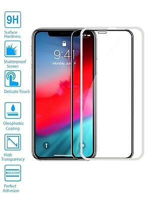 Protector de Cristal Templado Completo 3D 9H para Apple Iphone XR Elige Color