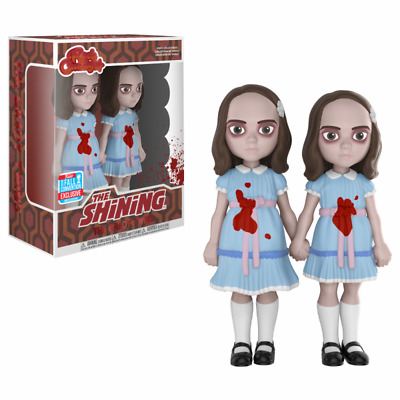 Funko Rock Candy  - The Shining Grady Twins - NYCC 2018 - Fall Convention