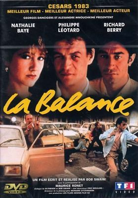 "DVD NEUF ""LA BALANCE"" Nathalie BAYE, Philippe LEOTARD, Richard BERRY"