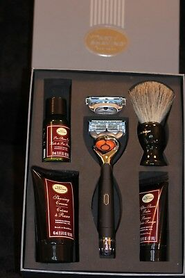 The Art Of Shaving® Lexington Collection Power Shave 6 Piece Set New in Gift Box