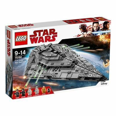 NEW LEGO Star Wars™ First Order Star Destroyer™ 75190