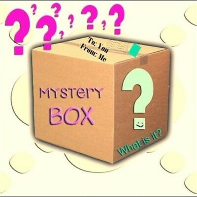 $24.99, Christmas Mysteries Box Gift Greeting, Anything possible, all new unused