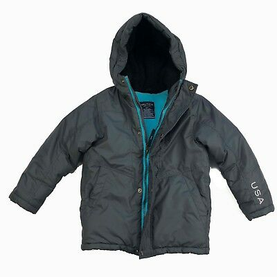 Nautica Toddler Hooded Parka size 3T C2.14x