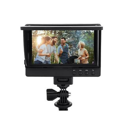"VILTROX DC-55HD 5.5"" IPS Screen 4K HD Video HDMI Monitor for Canon Nikon Cameras"