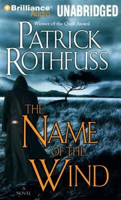 The Name of the Wind (The Kingkiller Chronicle) [Audio] by Patrick Rothfuss.