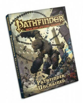 Pathfinder Roleplaying Game: Pathfinder Unchained by Jason Bulmahn.